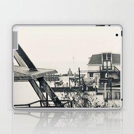 Kelley's Island in Winter V. Laptop & iPad Skin