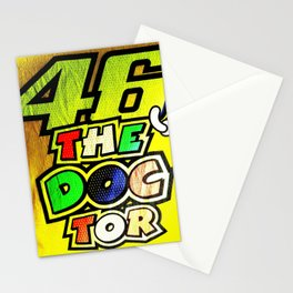the doctor Stationery Cards