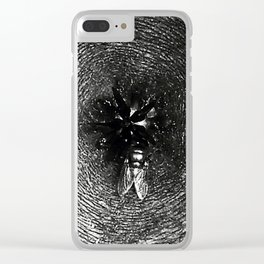 Musca Clear iPhone Case