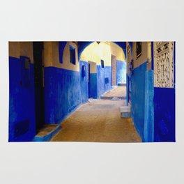 Tangier Morocco Medina Rug