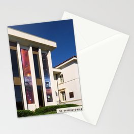Carnegie Observatories in Pasadena, California Stationery Cards