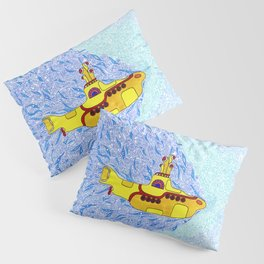 My Yellow Submarine Pillow Sham