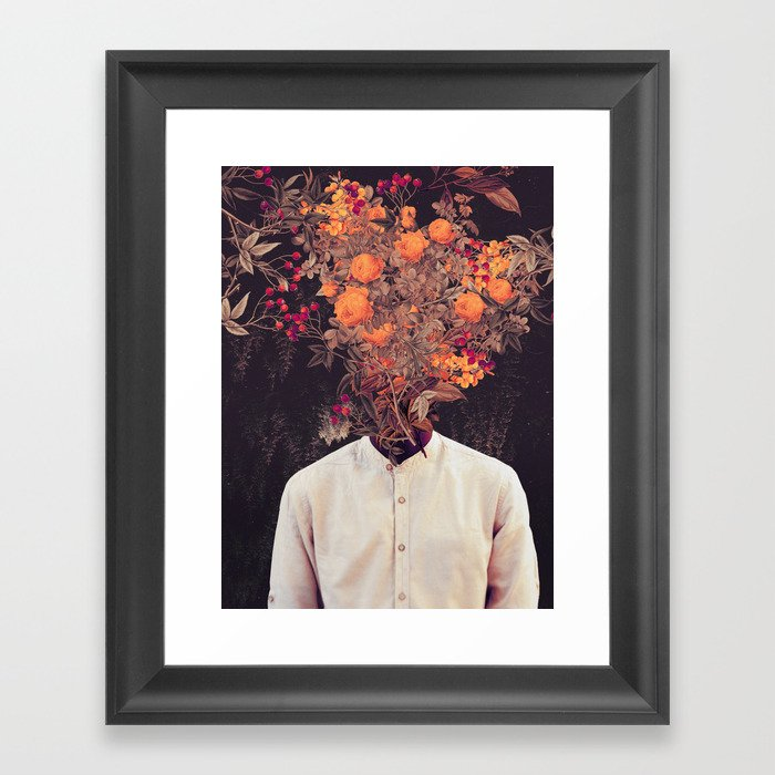 Bloom Gerahmter Kunstdruck