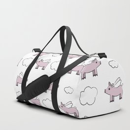 When pigs fly Duffle Bag