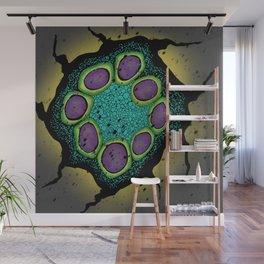Bacteria Wall Mural