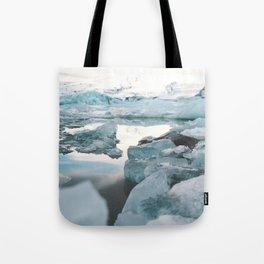 Iceland Glacier Lagoon | Jökulsárlón Tote Bag