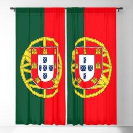 Portugal Blackout Curtain