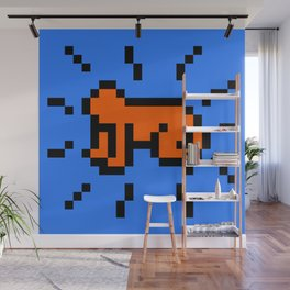 Radiant Child by Keith Haring Tribute Wall Mural