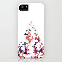 Vivaldi abstraction iPhone Case