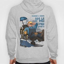 Blue Engineer - TF2 Hoody