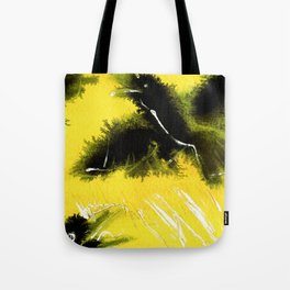 Totem Raven on the air Tote Bag
