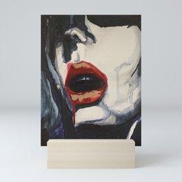 Bloody Sexy Mini Art Print