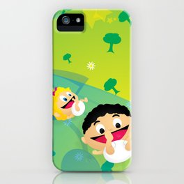Music for Babies iPhone Case
