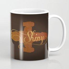 Shiny!  Coffee Mug