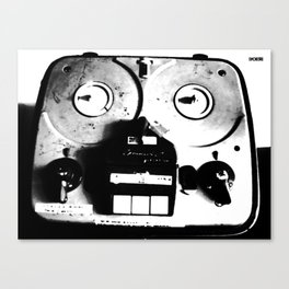 Long Live Rock´n Roll Canvas Print