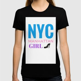 NYC Girl T-shirt