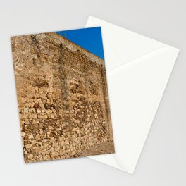 Oldest Castle of Castro Marim Stationery Cards