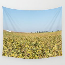 Farm Field Wall Tapestry