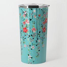 Floral Dilemma #society6 #decor #buyart Travel Mug