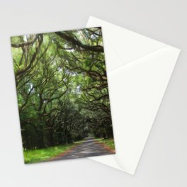 Magical southern oaks Stationery Cards