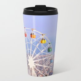 Tibidabo Amusement Park Travel Mug