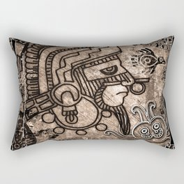 Ancient Mexico2 Rectangular Pillow