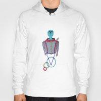 alien Hoodies featuring Alien by BNK Design