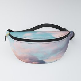 Clouds Paradise Fanny Pack