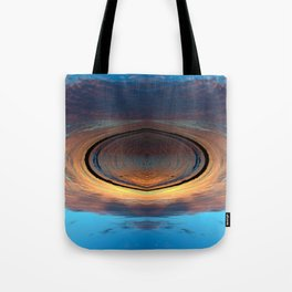 Owl Eye Tote Bag