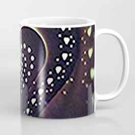Flickering Heart Coffee Mug
