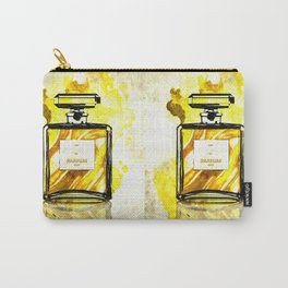 Parfum Gold Carry-All Pouch
