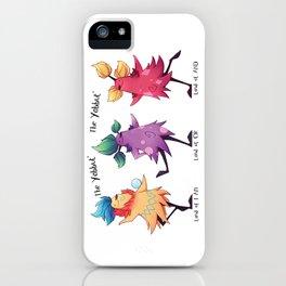 Dancing Yabbuts iPhone Case