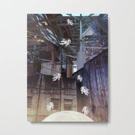 Swing Shift Enters Metal Print