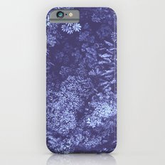 Tropical Forest Pattern Lilac Slim Case iPhone 6s