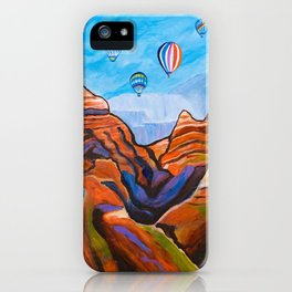 Magical Journey iPhone Case