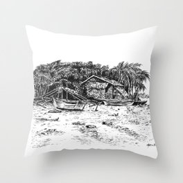 DALAMPASIGAN Throw Pillow