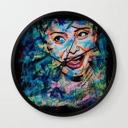 Levy Wall Clock