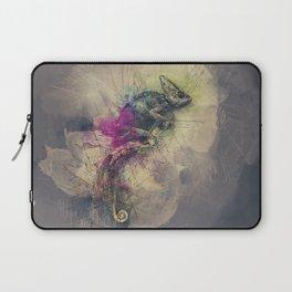 When i Dream of Chameleon Laptop Sleeve