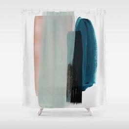 minimalism 12 Shower Curtain
