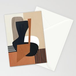 Abstract Art7 Stationery Cards