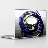 drum Laptop & iPad Skins featuring Music - Drum by yahtz designs