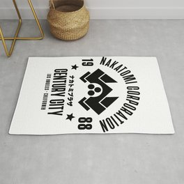 Nakatomi Corporation Rug