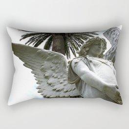 At Peace Rectangular Pillow