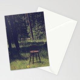 Sitting Elsewhere Stationery Cards