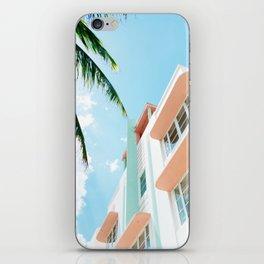 Miami Fresh Summer Day iPhone Skin