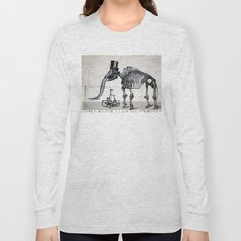 Mister Mastodon And Molly June Long Sleeve T-shirt