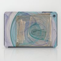 square iPad Cases featuring Square  by Christy Leigh