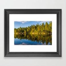 Tyresta II Framed Art Print