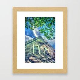 Empty House Framed Art Print