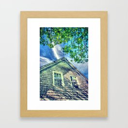 Empty House Framed Art Print